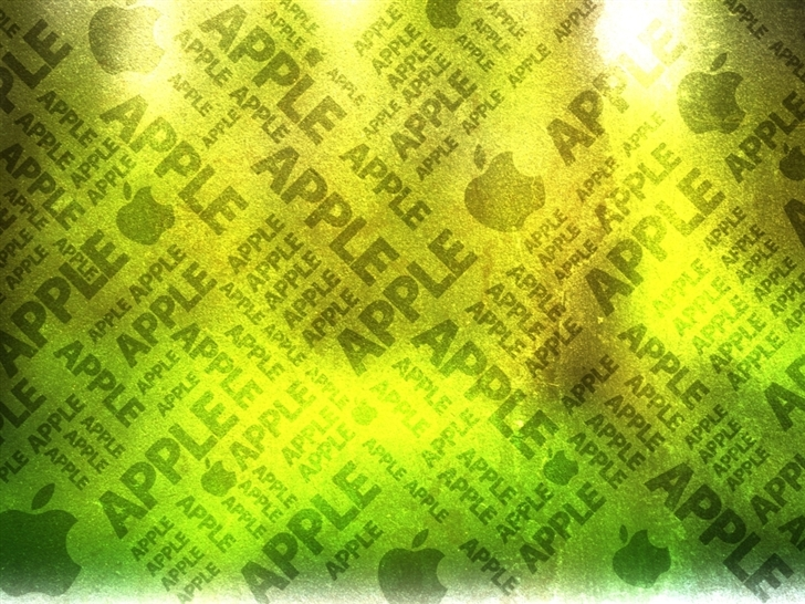 Green Apple  Mac Wallpaper