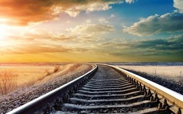 The Railway Mac wallpaper
