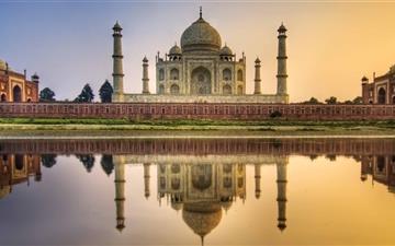 India Building Mac wallpaper
