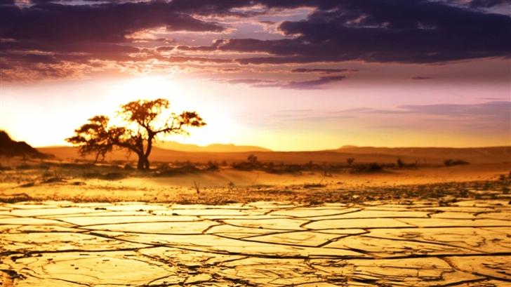 African Landscape Mac Wallpaper