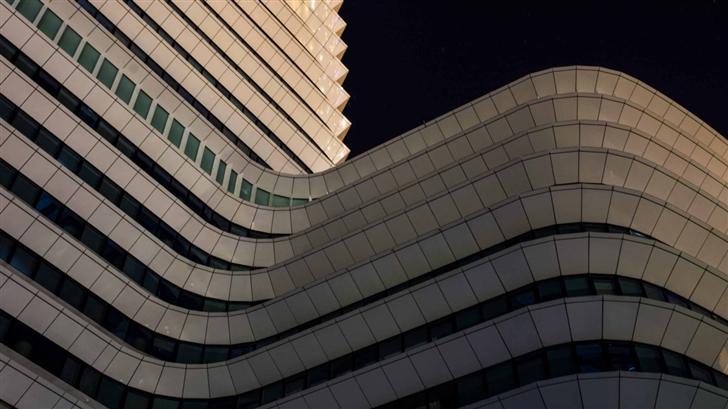 The Building Mac Wallpaper