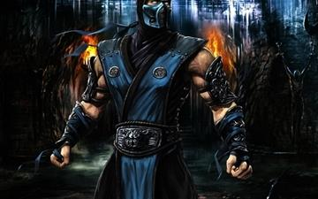 New Mortal Kombat Mac wallpaper