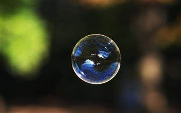 Soap Bubble All Mac wallpaper