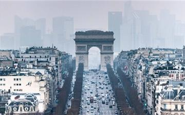 Arc De Triomphe De Ltoile All Mac wallpaper