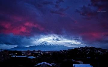 Armenia Ararat All Mac wallpaper