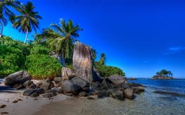 Seychelles Landscape All Mac wallpaper