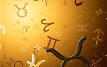 Twelve constellations Mac wallpaper