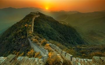 China Wall Mac wallpaper