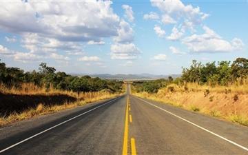 Highway Brazil Mac wallpaper