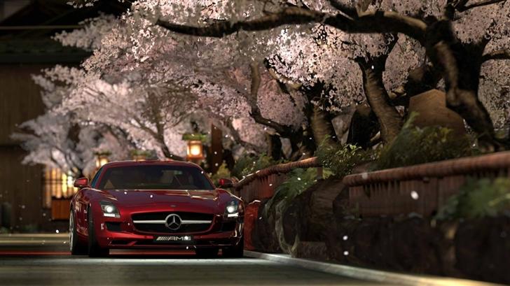 Mercedes Benz Amg Gran Turismo Mac Wallpaper