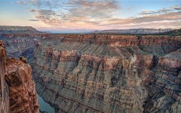 Canyon View Mac wallpaper