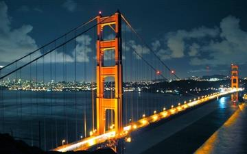 Golden Gate Bridge All Mac wallpaper