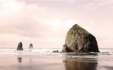 Cannon Beach All Mac wallpaper
