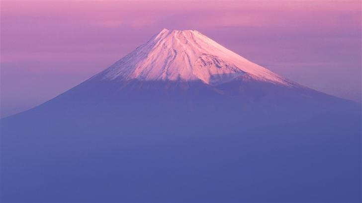 Mount Fuji Mac Wallpaper