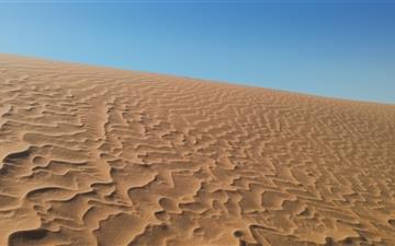 Algerian Desert Mac wallpaper