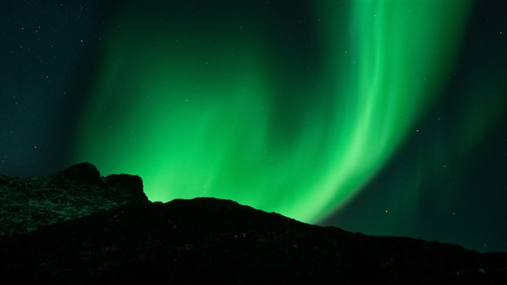 Aurora Borealis Mac Wallpaper