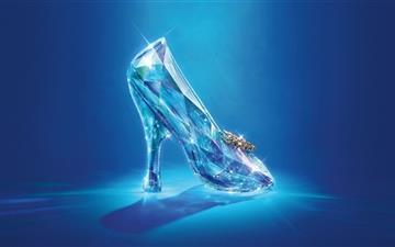Cinderella Lost Shoe Mac wallpaper