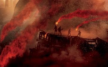 Godzilla Movie Mac wallpaper