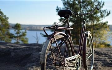 Old Bike All Mac wallpaper