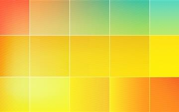 Colorful Squares All Mac wallpaper