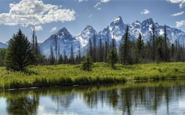 Grand Teton National Park All Mac wallpaper