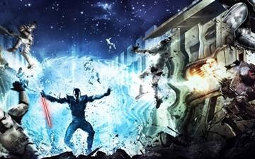 Star Wars Mac wallpaper