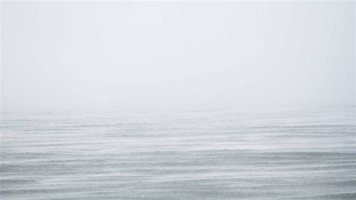Ocean Rain Mac Wallpaper