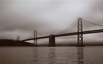 Bay Bridge San Francisco Califonia All Mac wallpaper