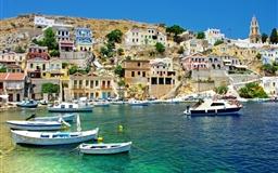 Greece Coast View