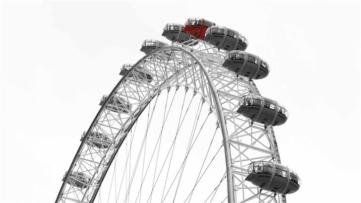 London Eye  Mac Wallpaper