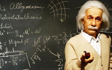 Albert Einstein Teacher Mac wallpaper