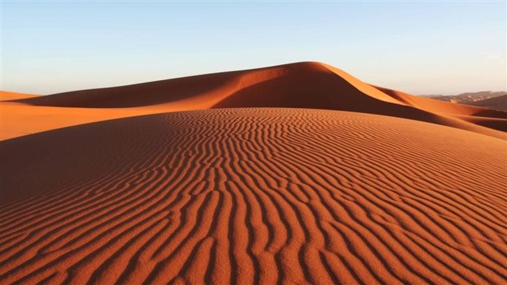 Desert Dunes Mac Wallpaper
